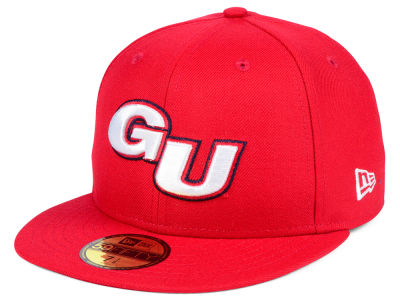 Gonzaga Bulldogs NCAA AC 59FIFTY Cap Hats