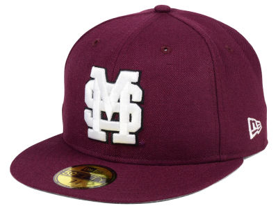 Mississippi State Bulldogs NCAA AC 59FIFTY Cap Hats
