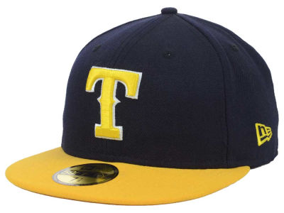 Toledo Rockets NCAA 2 Tone 59FIFTY Cap Hats