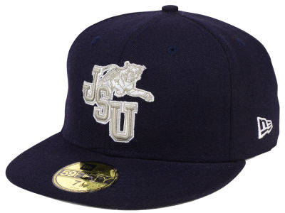 Jackson State Tigers NCAA AC 59FIFTY Cap Hats
