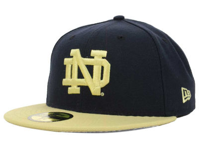 Notre Dame Fighting Irish NCAA 2 Tone 59FIFTY Cap Hats