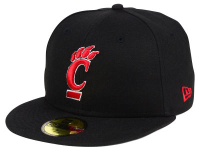 Cincinnati Bearcats NCAA AC 59FIFTY Cap Hats
