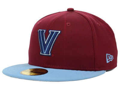 Villanova Wildcats NCAA 2 Tone 59FIFTY Cap Hats