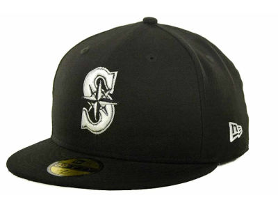 Seattle Mariners MLB B-Dub 59FIFTY Cap Hats