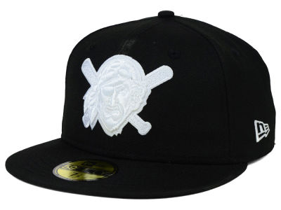 Pittsburgh Pirates MLB B-Dub 59FIFTY Cap Hats