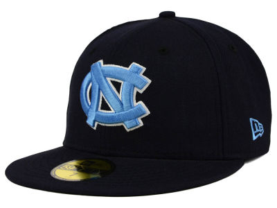 North Carolina Tar Heels NCAA AC 59FIFTY Cap Hats