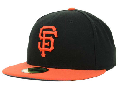 San Francisco Giants MLB Authentic Collection 59FIFTY Cap Hats
