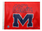 Ole Miss Rebels Rico Industries Car Flag Auto Accessories