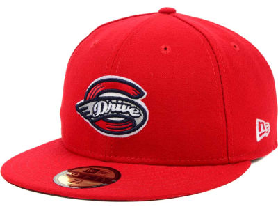 Greenville Drive MiLB AC 59FIFTY Cap Hats