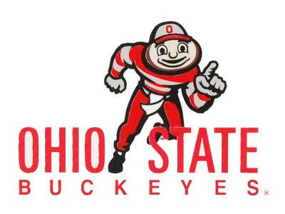 Ohio State Buckeyes Vinyl Decal Lids Com