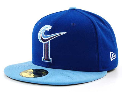 Norfolk Tides New Era Milb Ac 59fifty Cap Lids Com