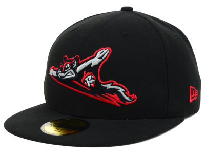 Richmond Flying Squirrels MiLB AC 59FIFTY Cap Hats