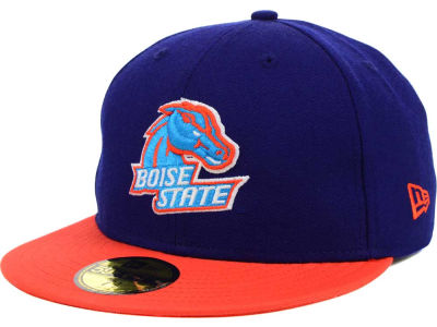 Boise State Broncos NCAA 2 Tone 59FIFTY Cap Hats