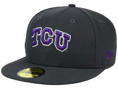 Texas Christian Horned Frogs NCAA AC 59FIFTY Cap Hats