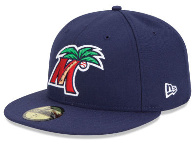 Fort Myers Miracle MiLB AC 59FIFTY Cap Hats