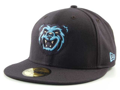 Mobile BayBears Mobile Bay Bears MiLB AC 59FIFTY Cap Hats