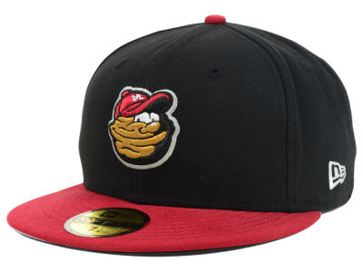 Modesto Nuts MiLB AC 59FIFTY Cap Hats