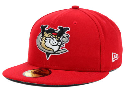 Tri-City ValleyCats MiLB AC 59FIFTY Cap Hats