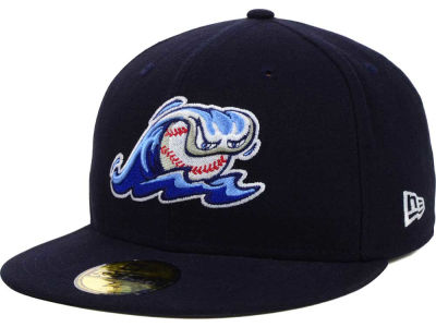 West Michigan Whitecaps West Michigan White Caps MiLB AC 59FIFTY Cap Hats