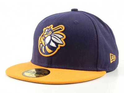 Burlington Bees MiLB AC 59FIFTY Cap Hats