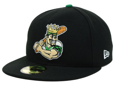 Clinton LumberKings MiLB AC 59FIFTY Cap Hats