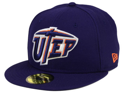 UTEP Miners NCAA AC 59FIFTY Cap Hats