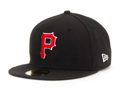 Pittsburgh Pirates BR Stock 59FIFTY Cap Hats