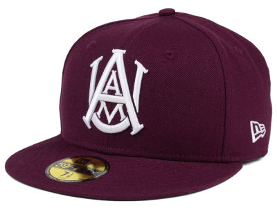 Alabama A&M Bulldogs NCAA AC 59FIFTY Cap Hats
