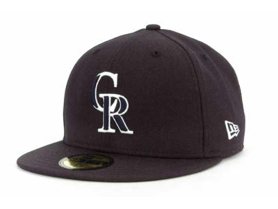 Colorado Rockies MLB C-Dub 59FIFTY Cap Hats