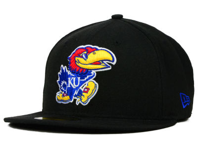 Kansas Jayhawks NCAA AC 59FIFTY Cap Hats
