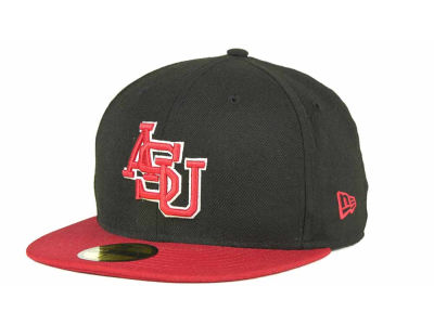 Arkansas State Red Wolves NCAA 2 Tone 59FIFTY Cap Hats