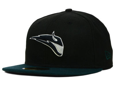 Portland State Vikings NCAA 2 Tone 59FIFTY Cap Hats