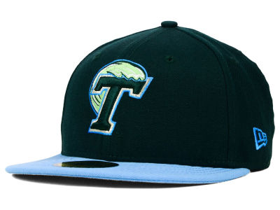 Tulane Green Wave NCAA 2 Tone 59FIFTY Cap Hats