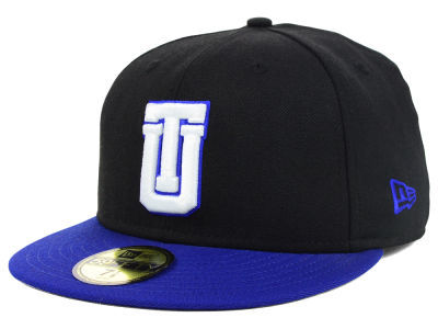 Tulsa Golden Hurricane NCAA 2 Tone 59FIFTY Cap Hats