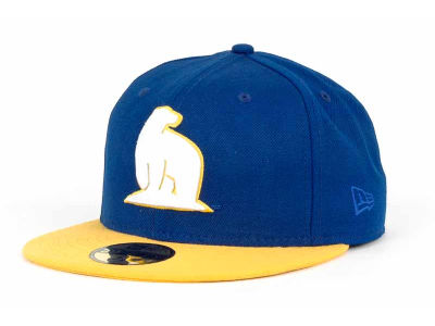 Alaska Fairbanks Nanooks NCAA 2 Tone 59FIFTY Cap Hats
