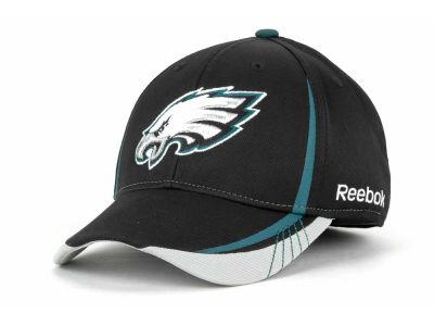 7837ebef6c8 Philadelphia Eagles Reebok NFL Draft Hat