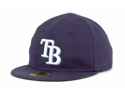 Tampa Bay Rays MLB Authentic Collection 59FIFTY Cap Hats