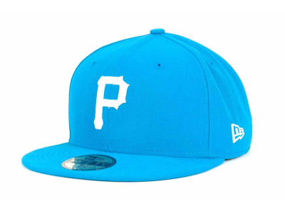 Pittsburgh Pirates MLB C-Dub 59FIFTY Cap Hats