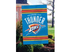 Oklahoma City Thunder Applique House Flag Collectibles