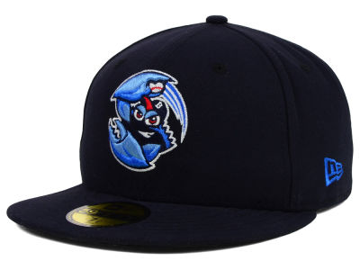 Lakewood BlueClaws MiLB AC 59FIFTY Cap Hats
