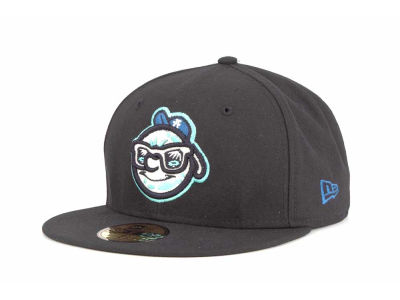 Asheville Tourists New Era Milb Ac 59fifty Cap Lids Com