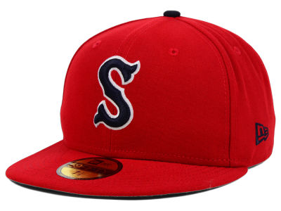 Salem Red Sox MiLB AC 59FIFTY Cap Hats
