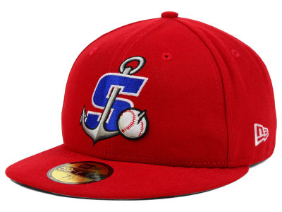 Stockton Ports MiLB AC 59FIFTY Cap Hats