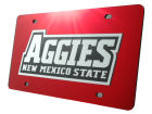 New Mexico State Aggies Laser Tag Auto Accessories