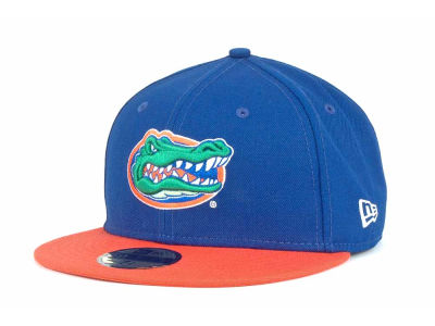 Florida Gators NCAA 2 Tone 59FIFTY Cap Hats