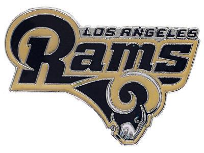 Los Angeles Rams Logo Pin Lids Com