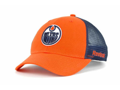 more photos 1da95 fa026 Edmonton Oilers Reebok NHL Sin Bin Cap   lids.com