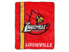 Louisville Cardinals The Northwest Company 50x60in Plush Throw Blanket Bed & Bath