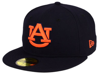 Auburn Tigers NCAA AC 59FIFTY Cap Hats