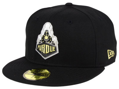 Purdue Boilermakers NCAA AC 59FIFTY Cap Hats